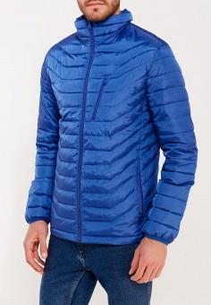 Куртка утепленная, Baon, цвет: синий. Артикул: BA007EMWBF54. Одежда / Верхняя одежда