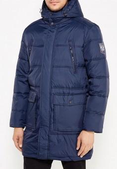 Куртка утепленная, Baon, цвет: синий. Артикул: BA007EMWBF55. Одежда / Верхняя одежда