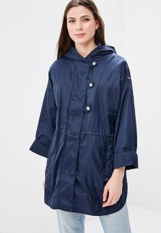Куртка, Baon, цвет: синий. Артикул: BA007EWAYKK9. Одежда / Верхняя одежда / Легкие куртки и ветровки