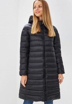 Пуховик, Baon, цвет: черный. Артикул: BA007EWCLBJ0. Одежда / Верхняя одежда / Зимние куртки
