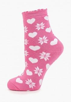 Носки Baon B399502, цвет розовый, размер