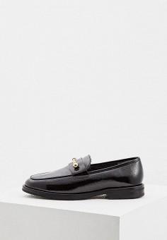 Лоферы, Baldinini, цвет: черный. Артикул: BA097AWCEGH8. Обувь