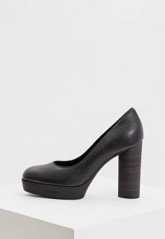 Туфли, Baldinini, цвет: черный. Артикул: BA097AWCEGI5. Обувь