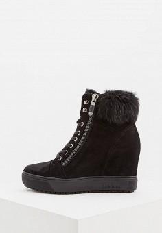 Ботильоны, Baldinini, цвет: черный. Артикул: BA097AWCEGJ8. Обувь