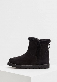Полусапоги, Baldinini, цвет: черный. Артикул: BA097AWCEGL5. Обувь
