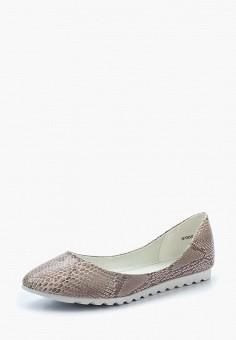 Балетки, Betsy, цвет: бежевый. Артикул: BE006AWAPWM5. Обувь / Балетки