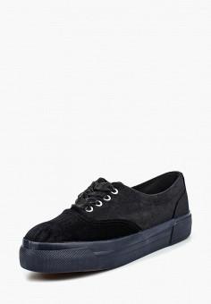 Кеды, Befree, цвет: черный. Артикул: BE031AWQEG48. Обувь / Кроссовки и кеды / Кеды