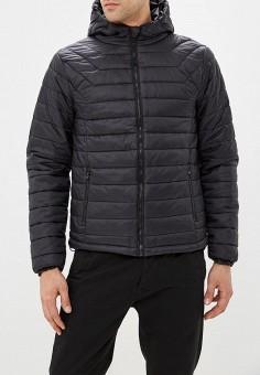 Куртка утепленная, Befree, цвет: черный. Артикул: BE031EMBVVN7. Одежда / Верхняя одежда / Демисезонные куртки
