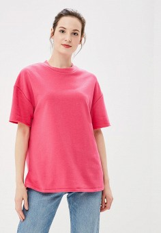Свитшот, Befree, цвет: розовый. Артикул: BE031EWBXHS1. Одежда / Толстовки и свитшоты