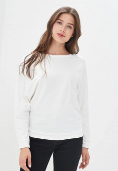 Свитшот, Befree, цвет: белый. Артикул: BE031EWBXID9. Одежда / Толстовки и свитшоты