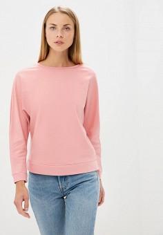 Свитшот, Befree, цвет: розовый. Артикул: BE031EWBXIE2. Одежда / Толстовки и свитшоты