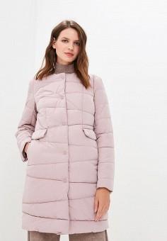 Куртка утепленная, Befree, цвет: розовый. Артикул: BE031EWBXIR6. Одежда / Верхняя одежда / Демисезонные куртки
