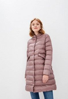 Куртка утепленная, Befree, цвет: розовый. Артикул: BE031EWBXKS0. Одежда / Верхняя одежда / Демисезонные куртки
