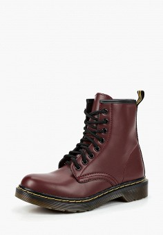 Ботинки, Bellamica, цвет: бордовый. Артикул: BE058AWCRBE1. Обувь
