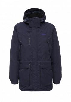 Пуховик, Bergans of Norway, цвет: синий. Артикул: BE071EMMJM58. Мужская одежда / Верхняя одежда / Пуховики и зимние куртки