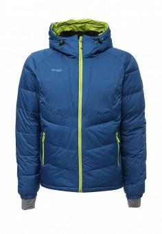 Пуховик, Bergans of Norway, цвет: синий. Артикул: BE071EMYCZ68. Мужская одежда / Верхняя одежда / Пуховики и зимние куртки
