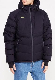 Пуховик, Bergans of Norway, цвет: черный. Артикул: BE071EMYCZ69. Одежда / Верхняя одежда / Пуховики и зимние куртки