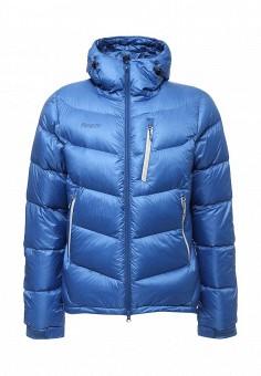 Пуховик, Bergans of Norway, цвет: синий. Артикул: BE071EMYCZ71. Мужская одежда / Верхняя одежда / Пуховики и зимние куртки