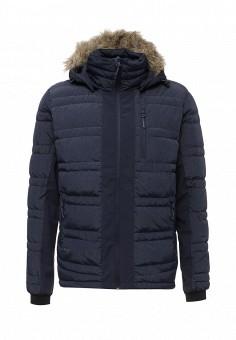 Пуховик, Bergans of Norway, цвет: синий. Артикул: BE071EMYCZ81. Мужская одежда / Верхняя одежда / Пуховики и зимние куртки