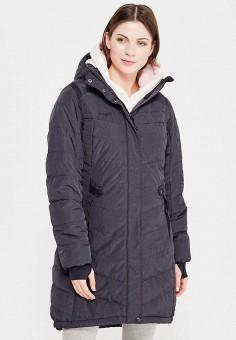 Пуховик, Bergans of Norway, цвет: черный. Артикул: BE071EWYCZ59. Одежда / Верхняя одежда