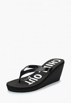 Сланцы, Beppi, цвет: черный. Артикул: BE099AWZWO60. Обувь