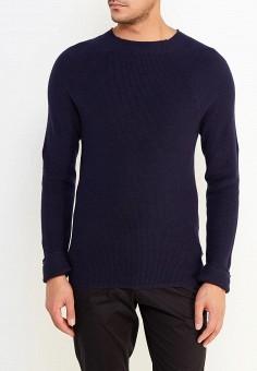 Джемпер, Brave Soul, цвет: синий. Артикул: BR019EMXWS52. Одежда / Джемперы, свитеры и кардиганы