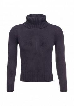Свитер, Bruebeck, цвет: синий. Артикул: BR028EMZMK32. Одежда / Джемперы, свитеры и кардиганы