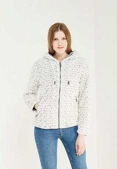 Куртка, Bruebeck, цвет: белый. Артикул: BR028EWYWN50. Одежда / Верхняя одежда