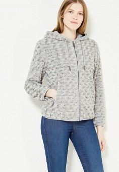 Куртка, Bruebeck, цвет: серый. Артикул: BR028EWYWN51. Одежда / Верхняя одежда