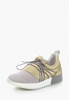 Кеды, Bronx, цвет: зеленый. Артикул: BR336AWAGIJ6. Обувь / Кроссовки и кеды / Кеды