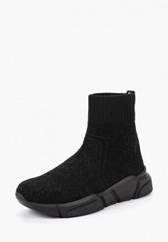 Кроссовки, Bronx, цвет: черный. Артикул: BR336AWBMTL4. Обувь