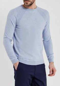 Джемпер, Burton Menswear London, цвет: голубой. Артикул: BU014EMANDG8. Burton Menswear London