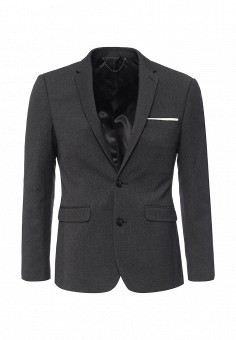 Пиджак, Burton Menswear London, цвет: серый. Артикул: BU014EMQZC28. Burton Menswear London