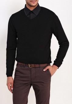 Джемпер, Burton Menswear London, цвет: черный. Артикул: BU014EMWFN54. Одежда / Джемперы, свитеры и кардиганы