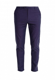 Чиносы, Burton Menswear London, цвет: синий. Артикул: BU014EMXXY54. Burton Menswear London