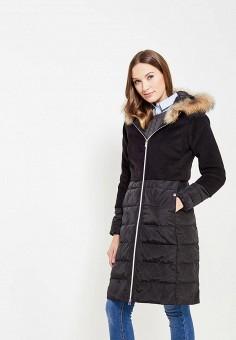 Куртка утепленная, By Swan, цвет: черный. Артикул: BY004EWYKE98. Одежда / Верхняя одежда