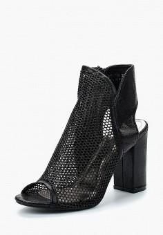 Босоножки, Catisa, цвет: черный. Артикул: CA072AWBCWG5. Обувь