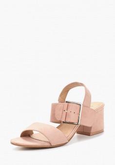 Босоножки, Catisa, цвет: розовый. Артикул: CA072AWBCWI1. Обувь