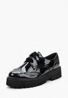 Ботинки, Catisa, цвет: черный. Артикул: CA072AWYGI51. Обувь