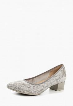 Туфли, Caprice, цвет: . Артикул: CA107AWAAHV2. Обувь / Туфли / Закрытые туфли