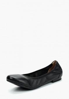 Балетки, Caprice, цвет: черный. Артикул: CA107AWAAIX0. Обувь / Балетки