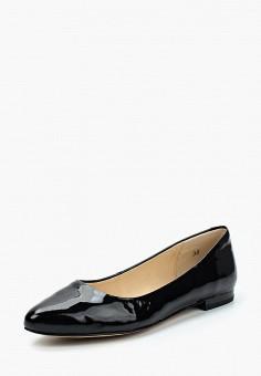 Балетки, Caprice, цвет: черный. Артикул: CA107AWAAIY0. Обувь / Балетки