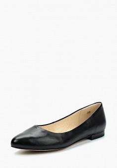 Балетки, Caprice, цвет: черный. Артикул: CA107AWAAIY1. Обувь / Балетки