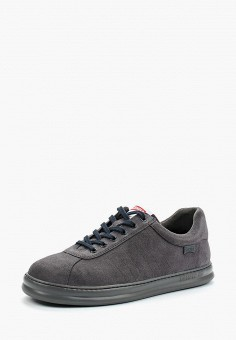 Кеды, Camper, цвет: серый. Артикул: CA555AMBAUQ5. Обувь / Кроссовки и кеды / Кеды