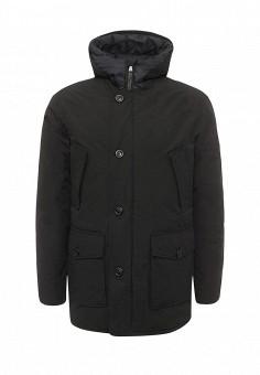Пуховик, Canadian, цвет: черный. Артикул: CA998EMTCG29. Премиум / Одежда / Верхняя одежда / Пуховики