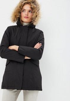 Пуховик, Canadian, цвет: черный. Артикул: CA998EWBXRD7. Premium / Одежда / Верхняя одежда / Зимние куртки