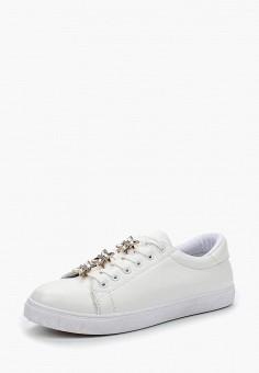 Кеды, Clowse, цвет: белый. Артикул: CL020AWBOBU7. Обувь / Кроссовки и кеды / Кеды