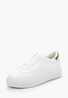 Кеды, Clowse, цвет: белый. Артикул: CL020AWBOBX5. Обувь / Кроссовки и кеды / Кеды