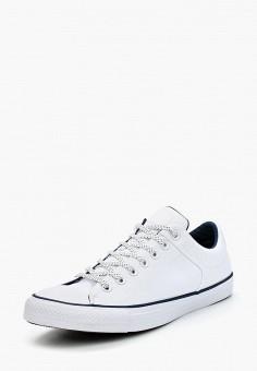 Кеды, Converse, цвет: белый. Артикул: CO011AMBJUX1. Обувь / Кроссовки и кеды / Кеды