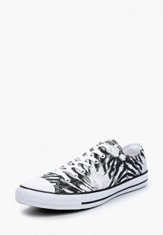 Кеды, Converse, цвет: мультиколор. Артикул: CO011AMBJUY9. Обувь / Кроссовки и кеды / Кеды